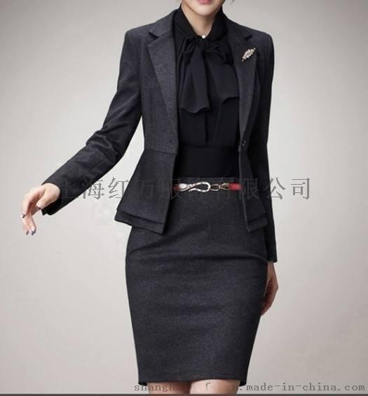 上海红万服饰 生产 定做制服 品牌西服