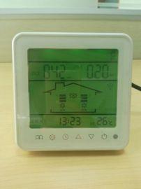 新风数显控制器开关,带pm2.5,二氧化碳,温湿度等多功能,满的更多客户需求