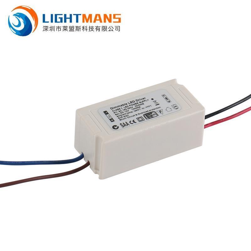 LED射灯用可调光电子变压器