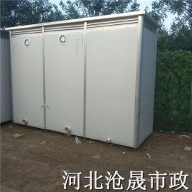 呂樑生態環保廁所山西景區廁所呂樑移動廁所廠家