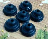 50度 黑色硅胶防水帽,耐高温低温硅胶帽,工业半包防水帽