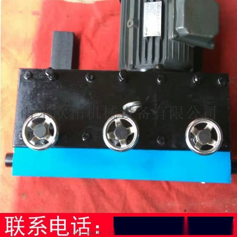 预应力钢绞线穿束机 3轮钢绞线穿束机 灵活方便