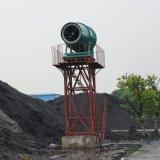 湖南大型除尘雾炮机电厂堆料场高塔式降尘喷雾机