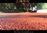 上海嘉定公園|透水混凝土做法|彩色透水混凝土廠家