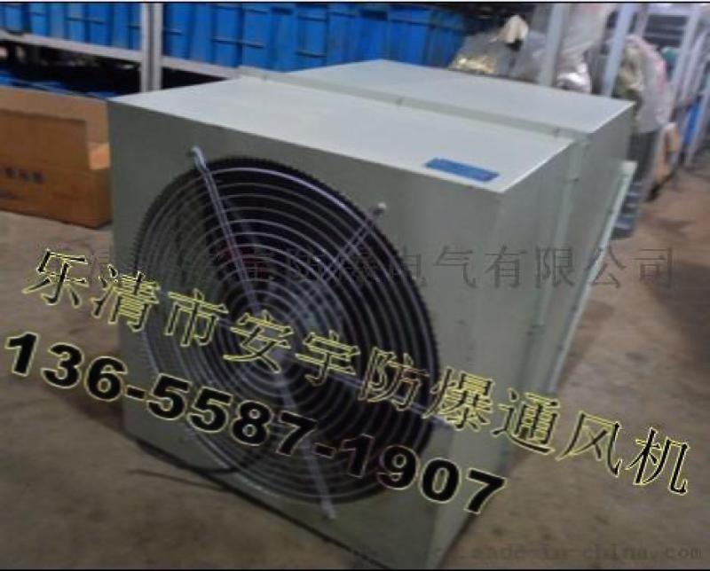 WEX-550EX4-0.55防爆邊牆式排風機