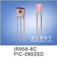 IR958-8P, PIC0903SD红外线发射接收管