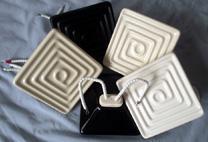 吸塑机用陶瓷电热板(EL-2-650)