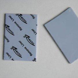 TIF500S导热硅胶片 3W蓝色导热绝缘片