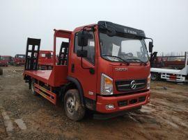 漠河厂家直销8吨到30吨的挖掘机平板运输车包送车