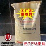 高透明不黃變TPU塑膠原料 65D 耐磨聚氨酯