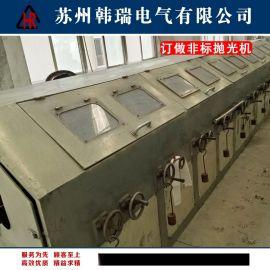 供应管类抛光机适用于钛管镍管锆管等各类管材抛光