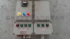 低压配电防爆照明控制箱