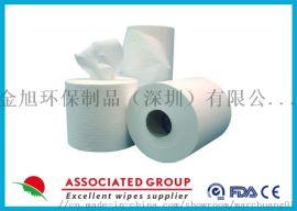 **天然本色竹纤维可降解抗菌水刺无纺布40克