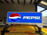 led的士屏 P3戶外高清顯示屏 車頂全綵廣告屏