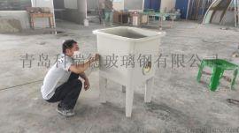 0.25玻璃钢实验水缸青岛厂家