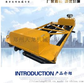 镇江市HZP219摊铺机 混凝土路面摊铺设备