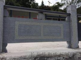 石材栏杆石设计施工-景区河道大理石栏杆安装