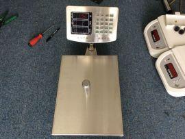 安徽保衡TCS-150公斤以太网工控台秤,200kg带485通讯接口连接电子秤
