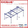 供应KBK轨道配件 轨吊点 组合式柔性轨道