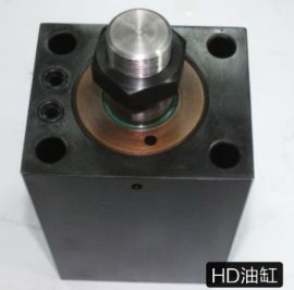 自动化机械设备薄型油缸