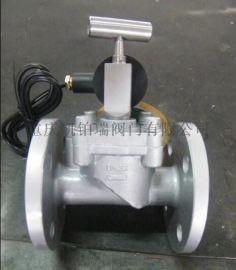 不锈钢、铸钢、高压高温双向、防爆防腐电磁阀
