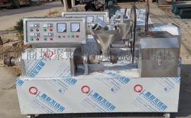 供应陕西宝鸡聚财牌大型不锈钢人造肉机设备