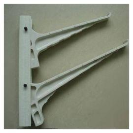 乐山模压电缆垂直支架 玻璃钢简易电缆托架