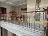 铝雕楼梯护栏 不掉漆不褪色 稳固美观 可按需求定做
