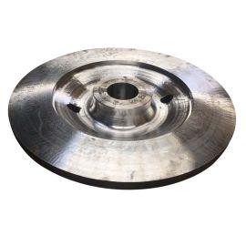 离心风机304不锈钢铸造轴盘