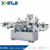 广州鑫基全自动双面贴标机, 不干胶贴标机