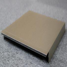 木纹 石纹覆膜铝板 金属装饰板