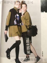 杭州潮牌品牌折扣信誉衣橱女装货源供应
