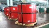 南京市宝钢彩钢瓦绯红006现货,钢厂直发,加工配送