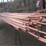 廠家生產優質銅管可加工定製各種耐腐T2紫銅管 混批