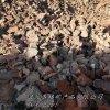 本格厂家直供铺路火山石板材 墙面用红色火山石切片