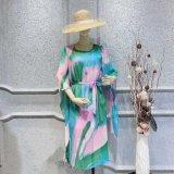 大码女装女唯众良品店电话品牌女装尾货旗袍棉麻民族风女装
