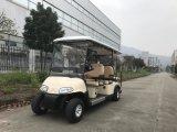 热销苏州6座电动高尔夫球车,度假村游览车