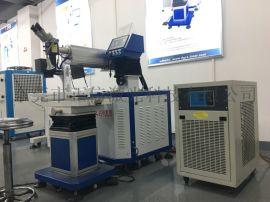 手机配件ZXL-600W振镜扫描激光焊接机