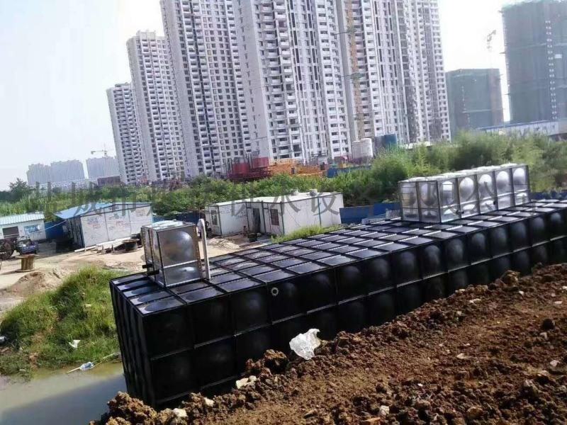 箱泵一體化消防給水泵站(埋地型)