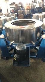 sss752大型脱水机工业脱水机禹创洗涤设备厂家