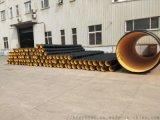 HDPE纏繞增強管SN8國標低價廠家