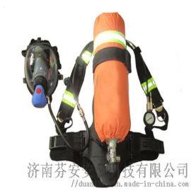 正压空气呼吸器+FA6.8L正压空气呼吸器