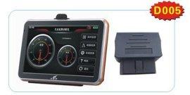 OBD-II汽车故障检测仪+GPS导航(PND-D005)