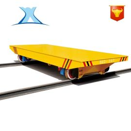 免维护蓄电池系列10T地爬车 无线遥控电动平车蓄电池电动平车