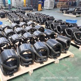 厂家直销  江蘇远卓 水地源热泵用套管蒸发器 冷凝器
