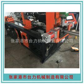 厂家提供铜管翻孔机 冲孔翻边平口一体机