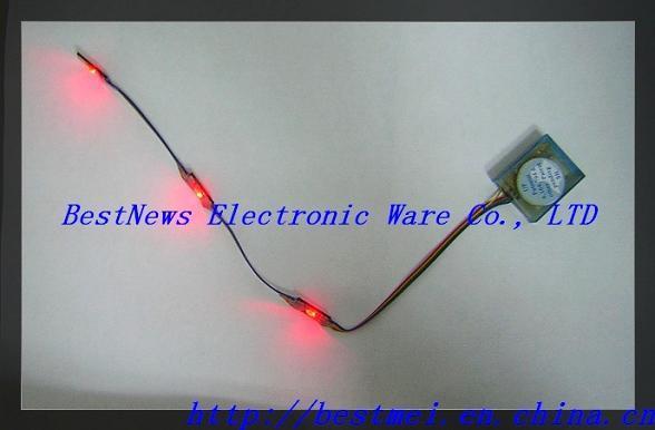 七彩LED閃光裝飾燈串