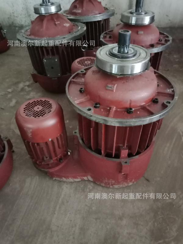 南京特種 ZDS葫蘆雙速電機 錐形轉子三相非同步電機