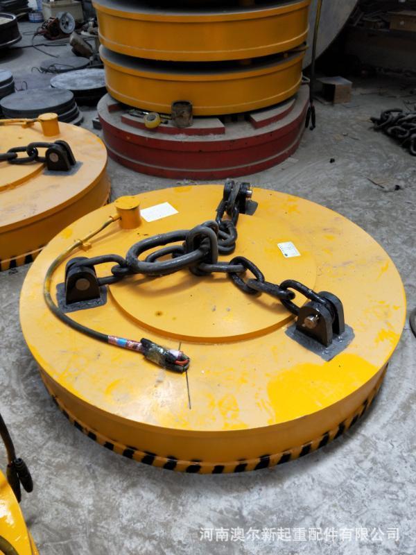 山東電磁吸盤廠家 強磁電磁吸盤 φ100/φ165