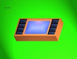 太阳能地砖灯